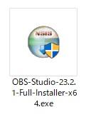 OBS Studioのインストール