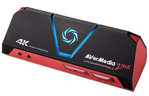 AVerMedia Live Gamer Portable 2 PLUS AVT-C878 PLUS