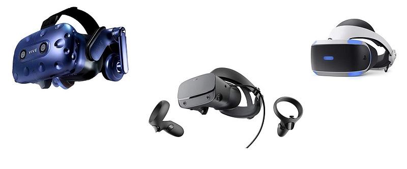 VTuber向けのヘッドマウントディスプレイ(HMD)はどれが良い?